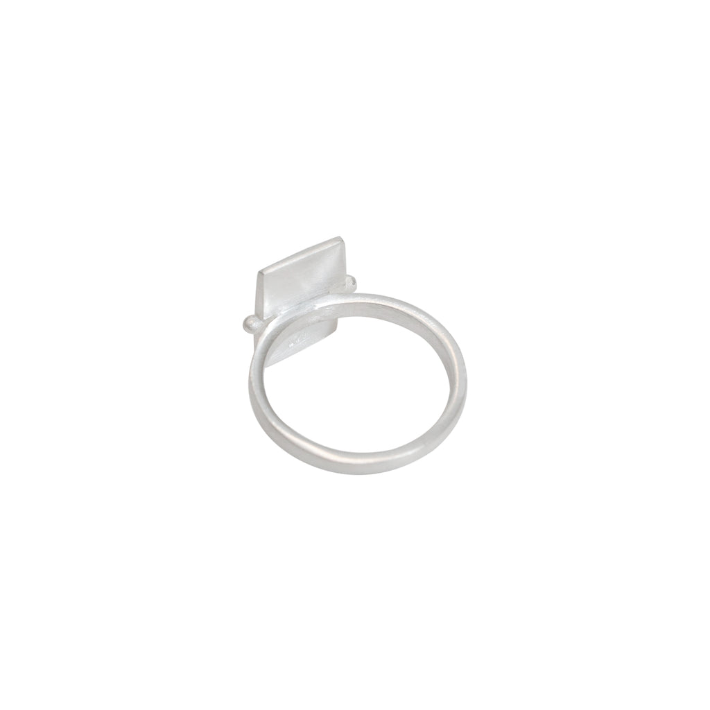 Statement silver ring - Sterling silver statement ring - Stevie Jean Jewellery 3