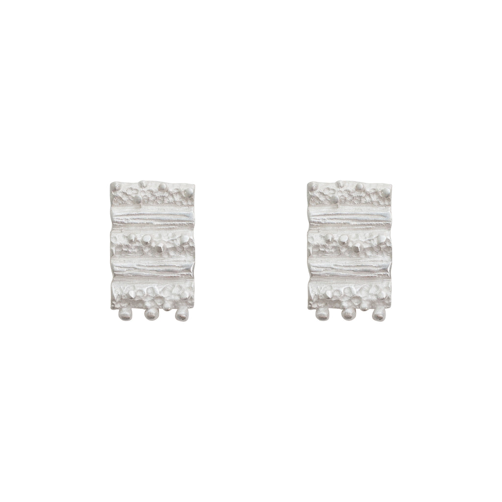 Mini sterling silver studs - Stevie Jean Jewellery