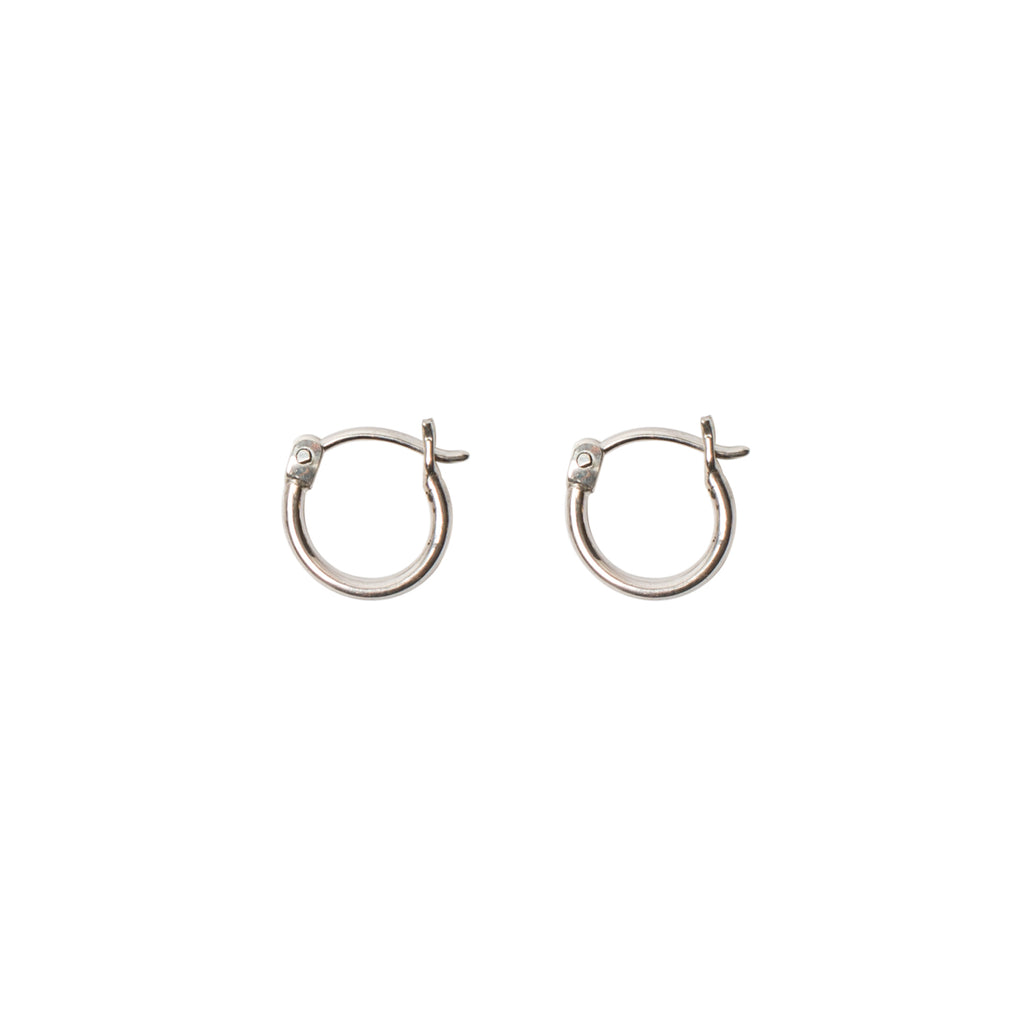 sterling-silver-hoop-earrings small-hoop-earrings sterling-silver-earrings Golden-Years Wild-Heart-Jewellery