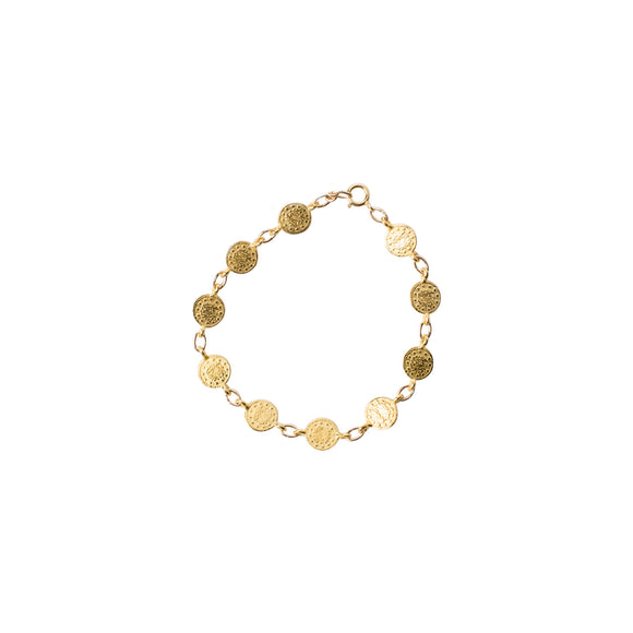 Wonder-Gold-Bracelet Gold-Bracelet Into-The-Mystic-Collection Wild-Heart-Jewellery
