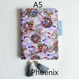 Hobonichi Techo Inspired Phoenix Notebook Cover