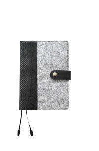 Felt Hobonichi Techo Notebook Cover