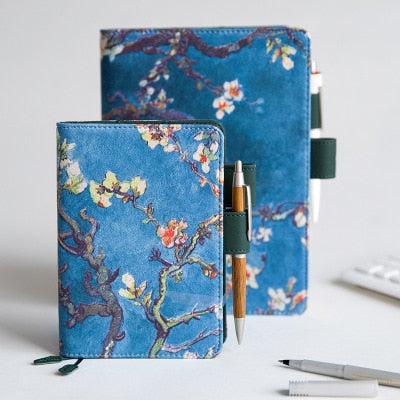 Hobonichi Techo Inspired Almond Notebook Cover
