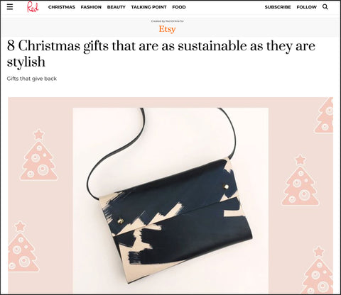 Etsy x Red magazine - Stylish and Ethic Christmas gifts 2018