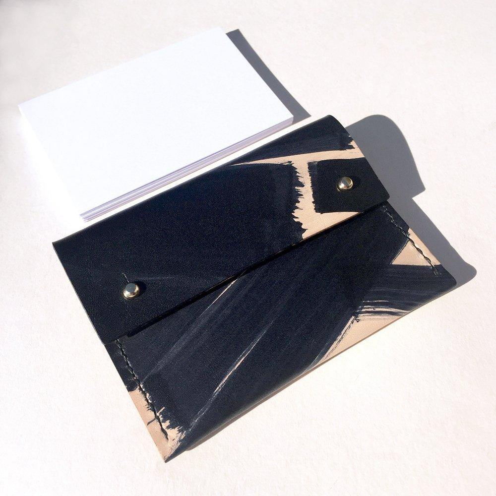 card holder with coin pocket