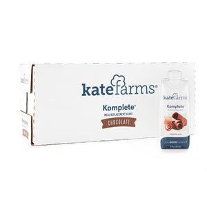 Kate Farms Komplete Chocolate