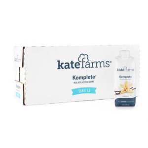 Kate Farms Komplete Vanilla