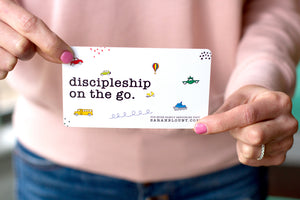 Discipleship On The Go