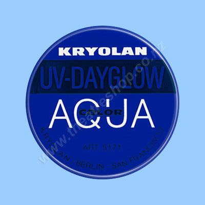 Kryolan UV-Dayglow Blue