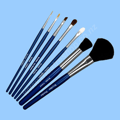 Makeup Brushes Set <br>Budget 7-Piece