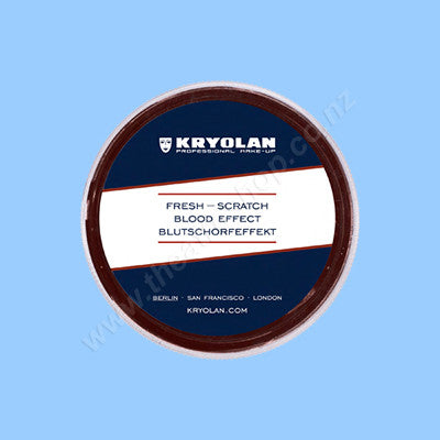 Kryolan Fresh Scratch Small Dark