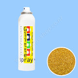 Kryolan Glitter Spray Gold
