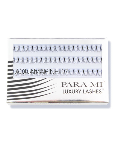 PARA MI - Luxury Lashes Eyelashes - Aquamarine 17