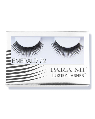 PARA MI - Luxury Lashes Eyelashes - Emerald 72