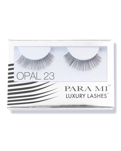 Luxury Lashes Eyelashes - Opal 23