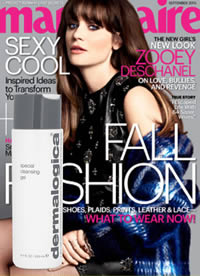 Marie Claire Dermpoint Skincare Blog Dermalogica Special Cleansing Gel