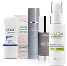 Skincare Samples and other featured Products