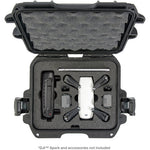 Nanuk 905 Waterproof Hard Case for DJI Spark