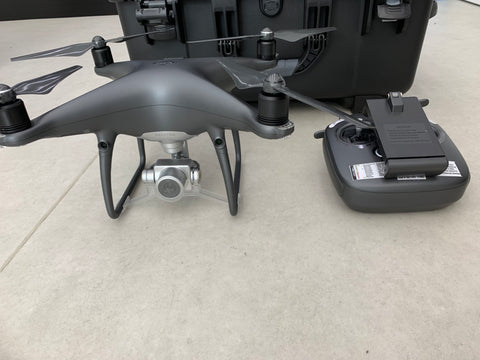 "Phantom 4 Pro Obsidian Photographic Combo - ""Pre Owned"""
