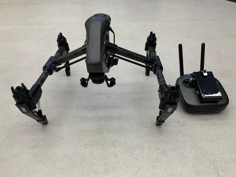 Inspire 1 Pro - Obsidian Edition with OSMO Pro Combo - Pre Owned