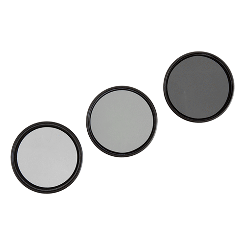 Polar Pro - DJI PHANTOM 3 FILTER 3-PACK