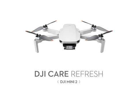 DJI Mini 2 - DJI Care Refresh - 1 Year Plan