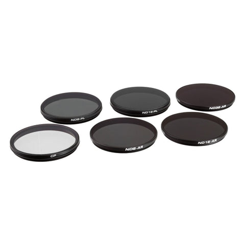 Polar Pro - DJI Zenmuse X5S Series Filter 6-Pack