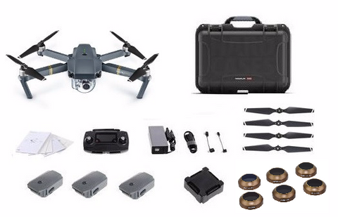 DJI Mavic Pro - Cinema Combo 2  - *SALE*