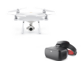 Phantom 4 Pro V2.0 and DJI Racing Goggles Edition