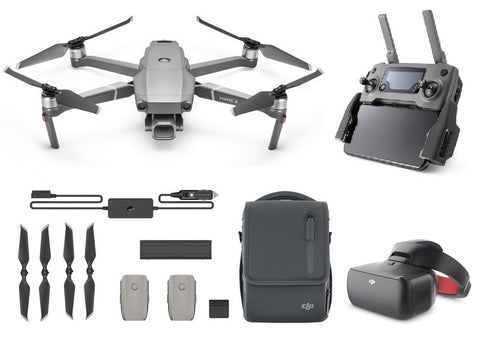Mavic 2 Pro - Fly More Combo Plus Goggles