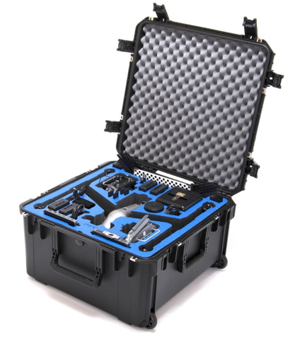 Go Professional Case  CASES Inspire 2 with X7 Camera and Cendence Radio