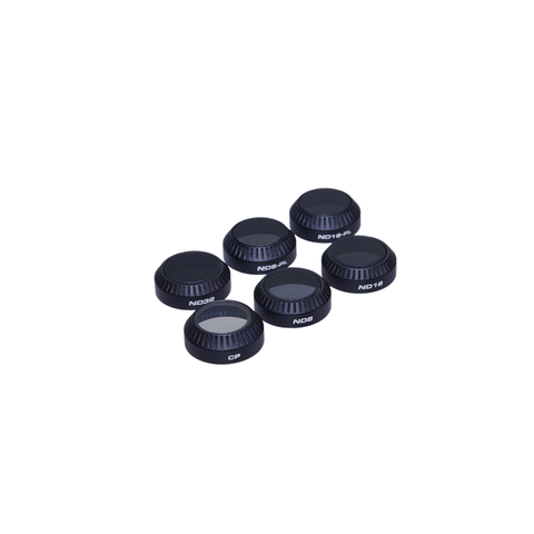 Polar Pro - DJI Mavic Filter Professional 6-Pack (CP, ND8, ND16, ND32, ND8/PL, ND16/PL)