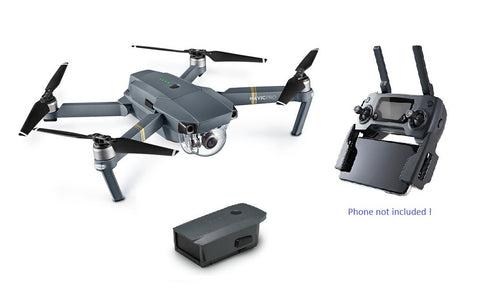 Mavic Pro with Extra Battery