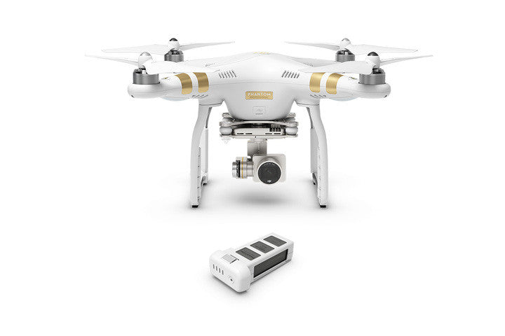 Phantom 3 Professional with Free Extra Battery
