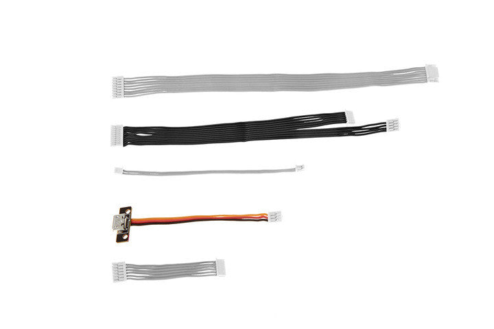 Phantom 3 - Cable Set (Pro/Adv)