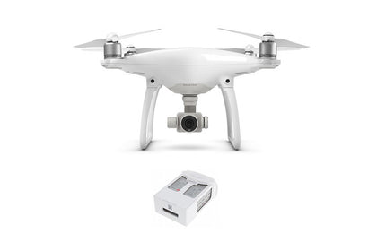Phantom 4 with One Extra Battery