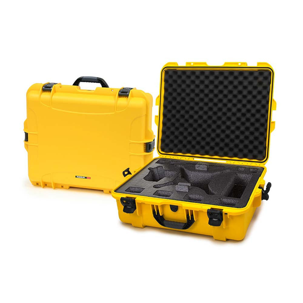 NANUK 945 DJI Phantom 4 & 3 Case - Yellow