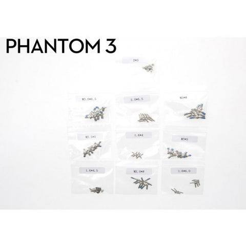 Phantom 3 Screw Set
