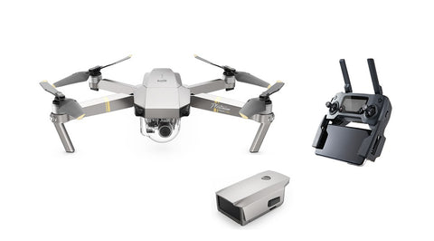 Mavic Pro Platinum with Extra Battery - *Pre Owned*