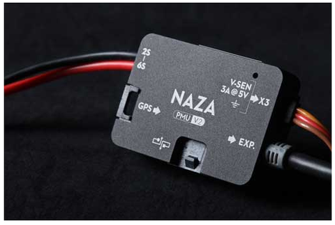 DJI NAZA-M V2 POWER MANAGEMENT UNIT [DJI-NZMV2PMU]