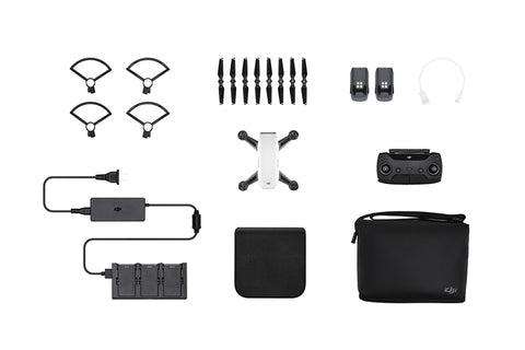 DJI Spark Fly More Combo - pre owned