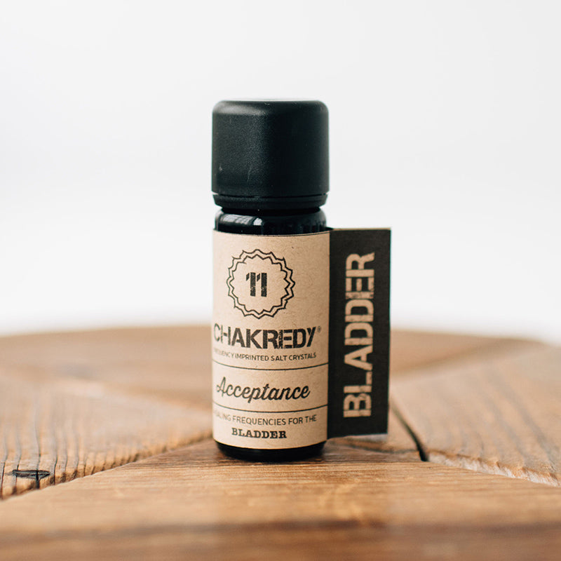 11 BLADDER ACCEPTANCE REMEDY 10 ml