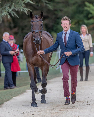 Introducing Nick Lucey - 5* International Eventer