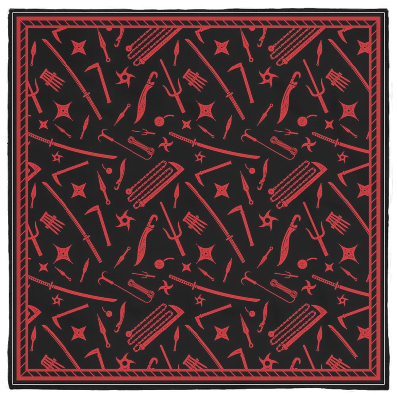 Weapons of Choice Bandanas