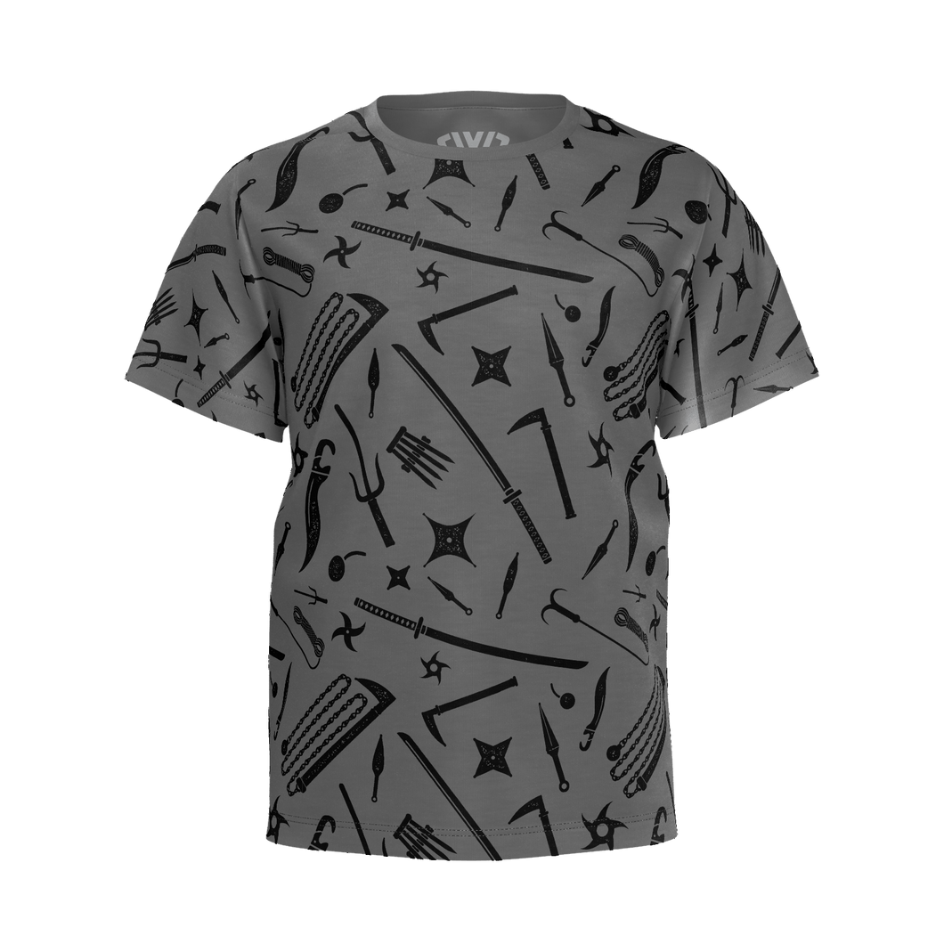Grey Range T-Shirt - Boys