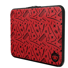 Load image into Gallery viewer, Weapons of Choice Laptop Sleeve