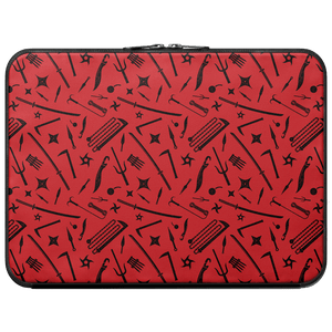 Weapons of Choice Laptop Sleeve