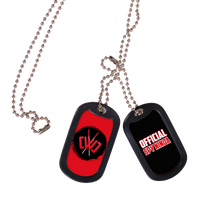 Dog Tags - 2 Pack
