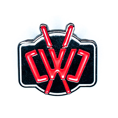 Legendary Logo Pin