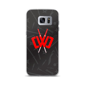 Weapons Samsung Case